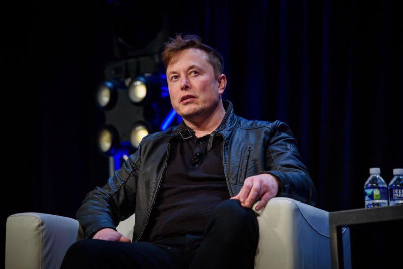 Tỷ phú Elon Musk - Ảnh: Bloomberg.