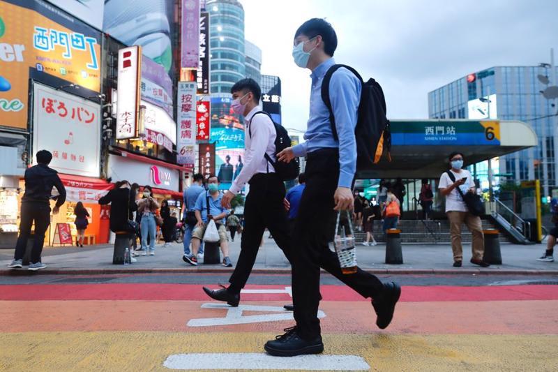 Đài Loan vốn được xem là một mô hình chống Covid thành công hàng đầu thế giới, cho tới đợt dịch bùng phát đang diễn ra - Ảnh: Bloomberg.