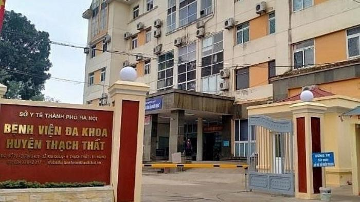 Bệnh viện Đa khoa Thạch Thất