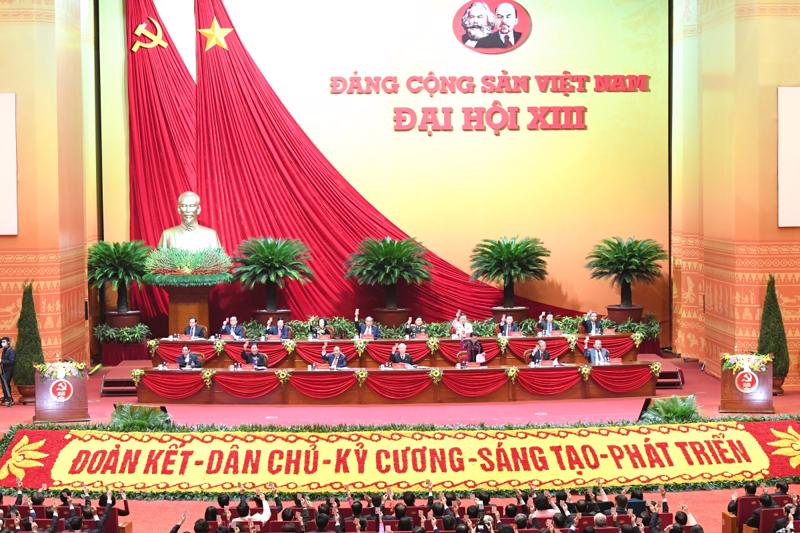 Đại hội đại biểu toàn quốc lần thứ XIII của Đảng