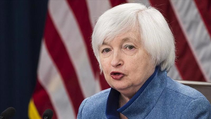 Bộ trưởng Tài chính Mỹ Janet Yellen - Ảnh: Getty Images