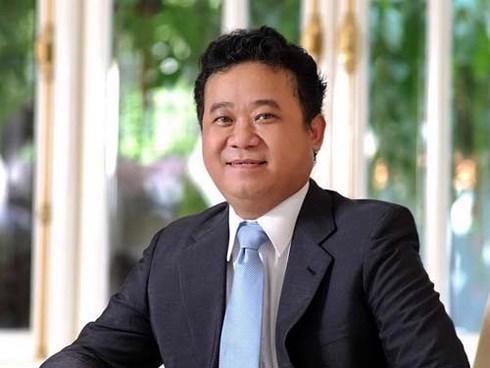 Ông Đặng Thành Tâm Chủ tịch KBC.