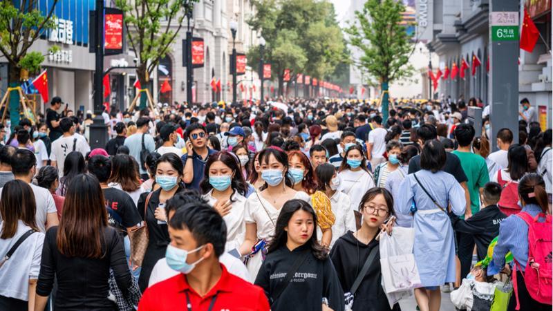Trung Quốc đứng trước nguy cơ khủng hoảng dân số - Ảnh: Getty Images.