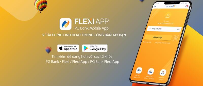 PG Bank Flexiapp sẽ là công cụ tài chính hiệu quả đồng hành với các khách hàng trong thời gian tới.