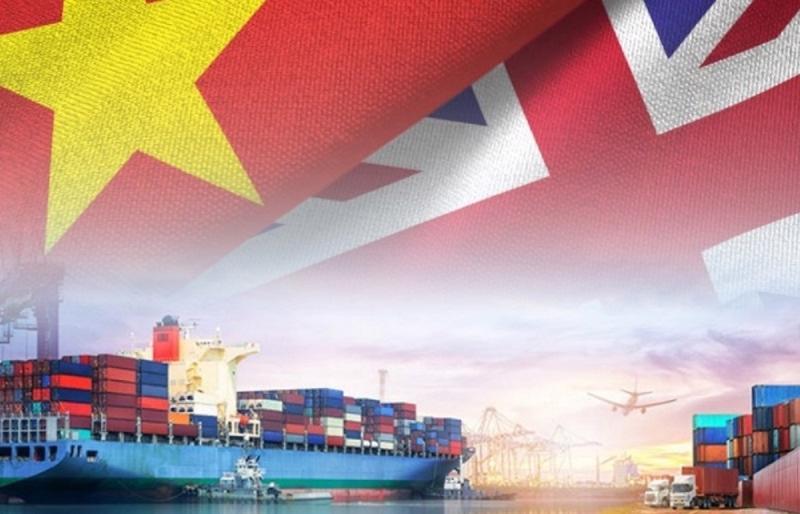 Nhiều mặt hàng có thuế suất bằng 0% khi xuất nhập khẩu từ Vương quốc Anh và Bắc Bắc Ireland.