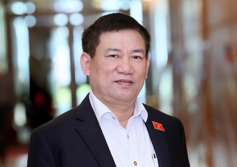Ông Hồ Đức Phớc, Bộ trưởng Bộ Tài chính được bổ nhiệm giữ chức Chủ tịch Hội đồng quản lý Bảo hiểm xã hội Việt Nam.