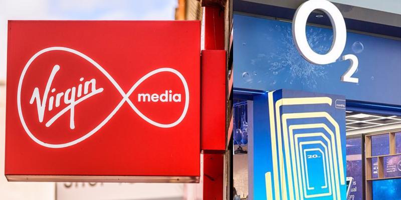 O2 và Virgin Media thành một doanh nghiệp viễn thông có giá trị 31 tỷ bảng Anh.