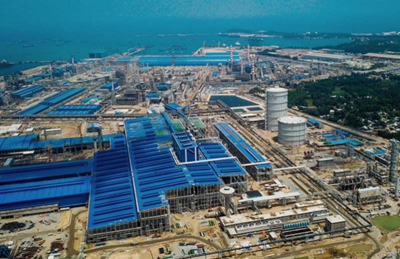 Khu liên hợp sản xuất gang thép Hoà Phát Dung Quất 2 đề xuất có nhà máy nhiệt điện dư riêng.