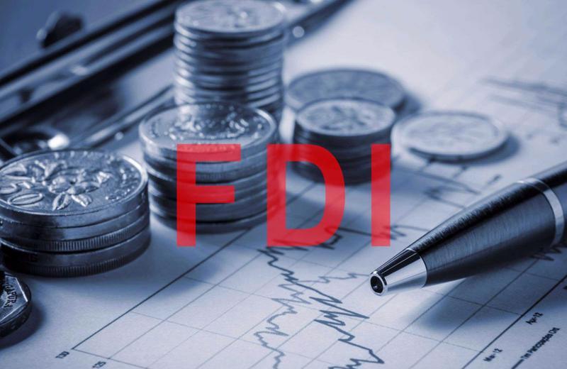 Vốn FDI đăng ký 5 tháng vẫn tăng