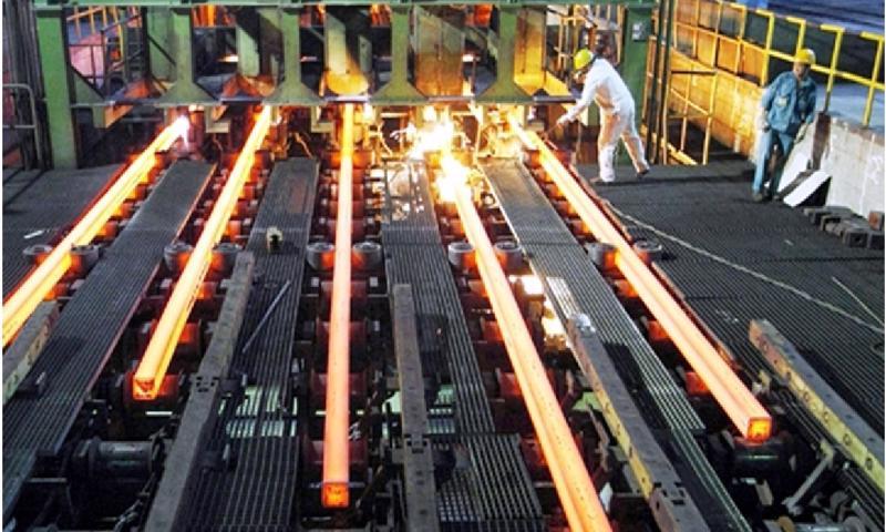 Thép là ngành cung cấp vật liệu đầu vào cho các ngành kinh tế quan trọng như cơ khí chế tạo, công nghiệp hỗ trợ.