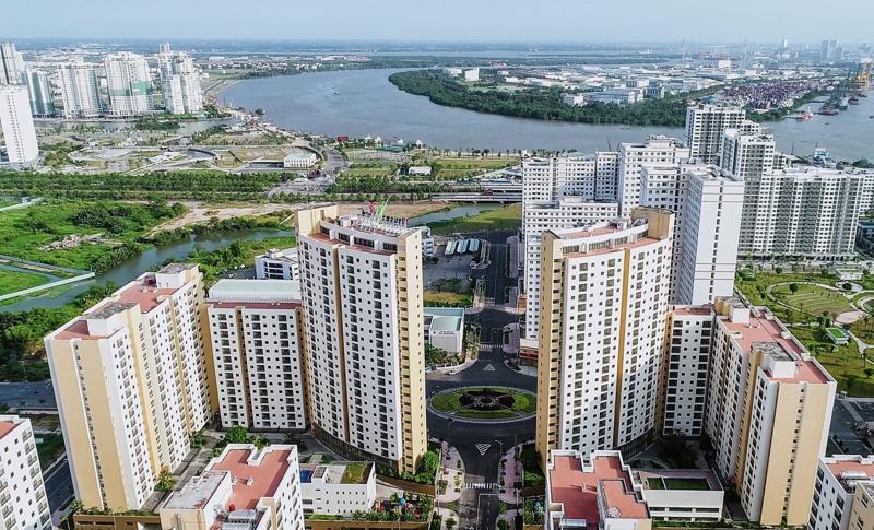 Tp.HCM đang lên phương án đấu giá 3.790 căn hộ tái định cư tại phường Bình Khánh lần 3