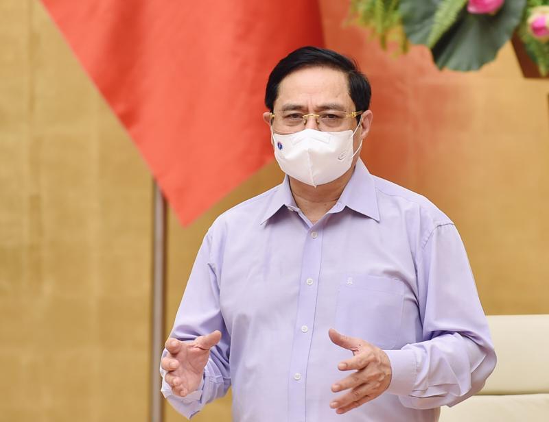 Thủ tướng Chính phủ Phạm Minh Chính. Ảnh - VGP.