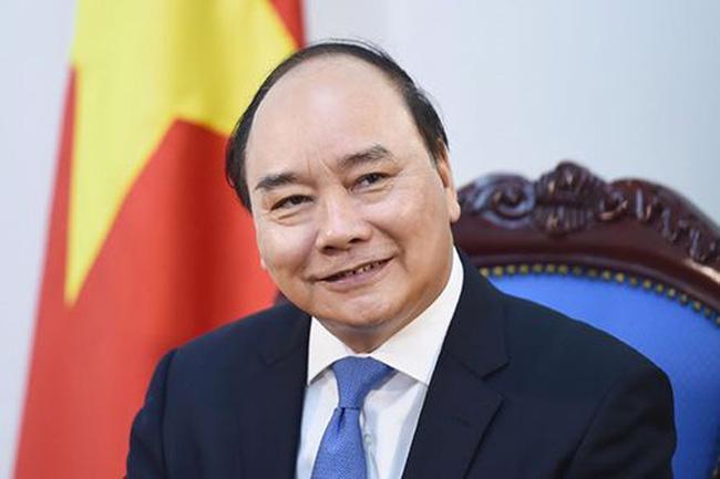 Chủ tịch nước Nguyễn Xuân Phúc - Ảnh: VTV