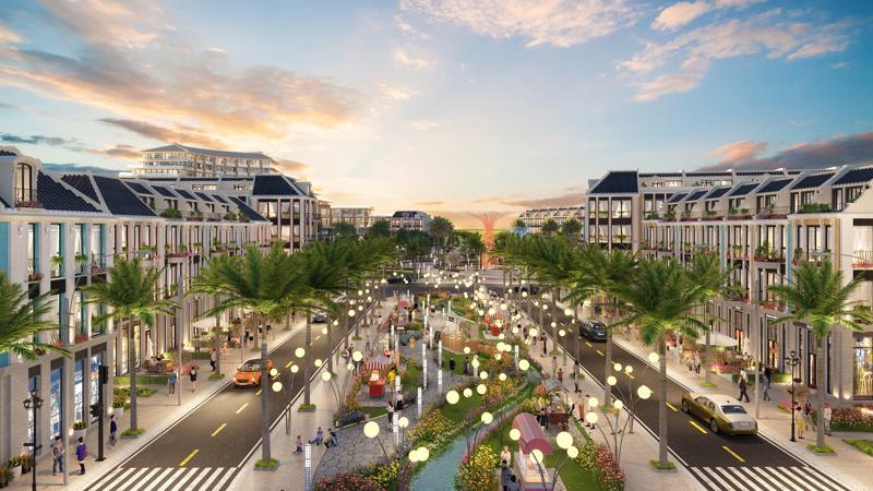 Dự án La Queenara - tâm điểm đầu tư khu vực miền Trung, niềm tự hào của bất động sản Hội An.