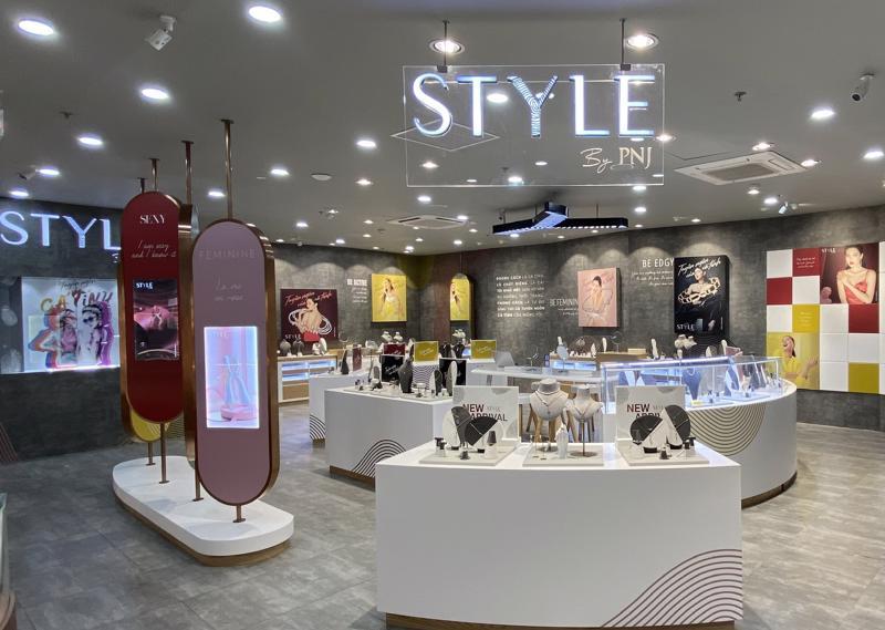 PNJ muốn đẩy mạnh hình thức đa thương hiệu trong các cửa hàng.