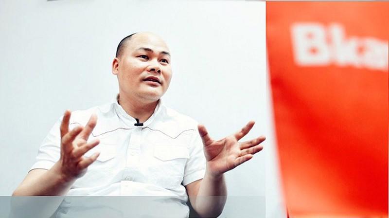 Chủ tịch Bkav Nguyễn Tử Quảng cho biết, vấn đề khó khăn lớn nhất với Bkav hiện nay trong việc sản xuất smarphone Bphone là vốn.