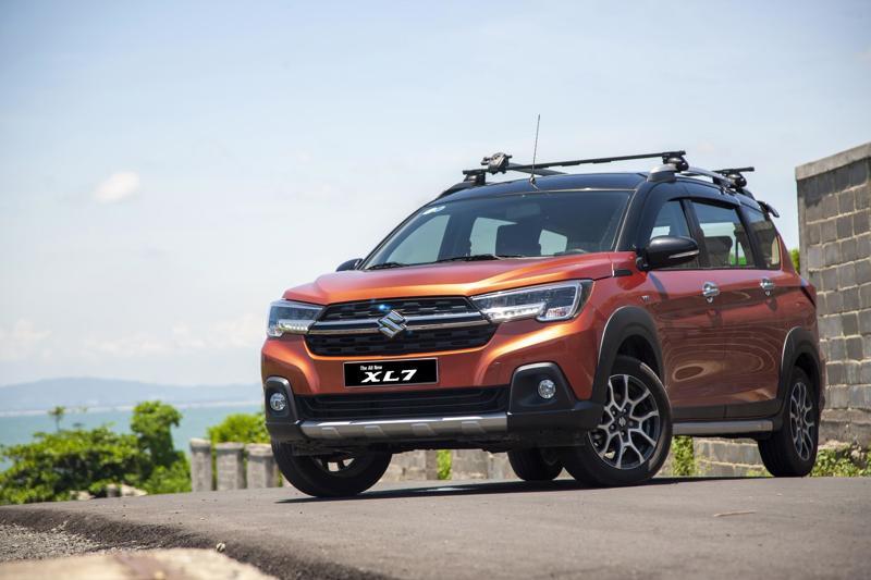 Doanh số Việt Nam Suzuki vượt mốc 1 triệu xe, trong đó ô tô đạt hơn 100.000 chiếc.