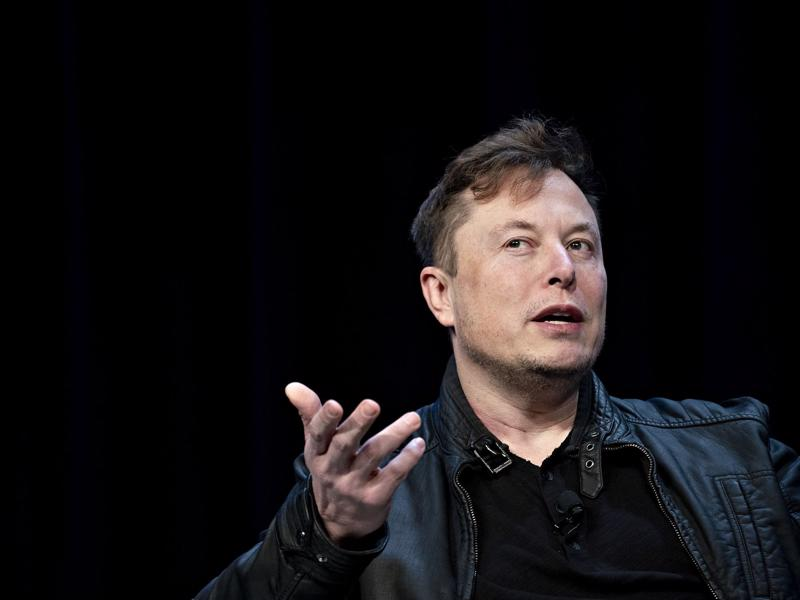 Tỷ phú Elon Musk - Ảnh: Bloomberg