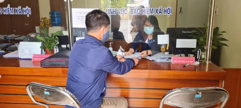 Ảnh - BHXH Việt Nam.
