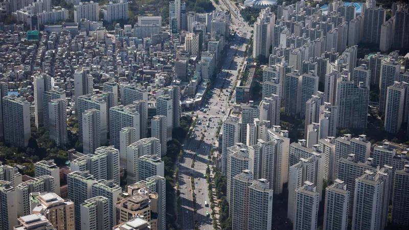 Nhà đất là một lĩnh vực nhạy cảm ở Hàn Quốc - Ảnh: Reuters.