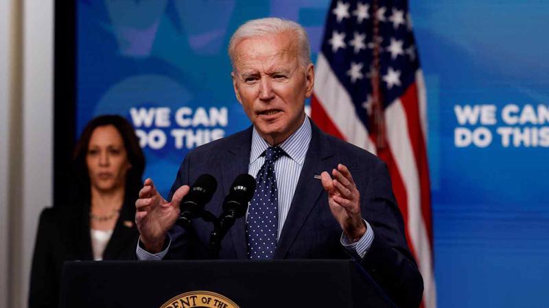 Tổng thống Mỹ Joe Biden - Ảnh: Reuters