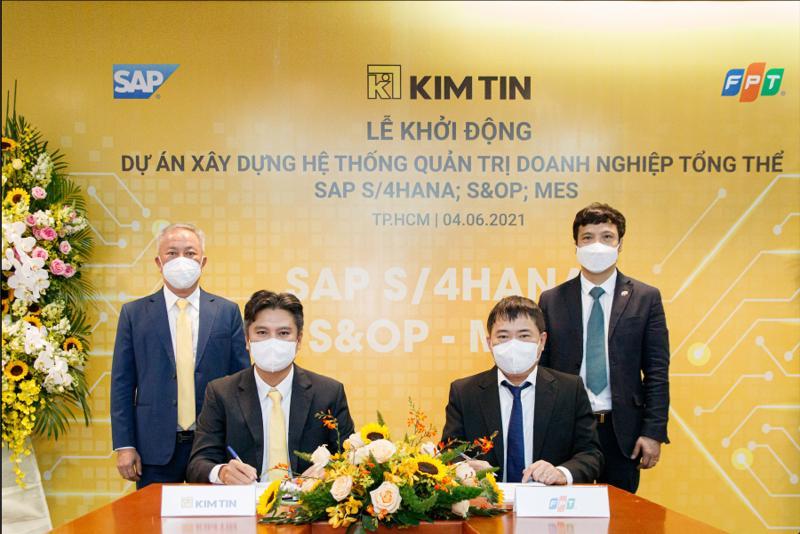 Một trong những dự án chuyển đổi số có mức đầu tư lớn nhất và toàn diện nhất trong khối doanh nghiệp ngoài quốc doanh tại Việt Nam