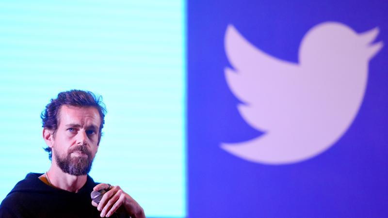 Jack Dorsey - CEO, người đồng sáng lập Twitter - Ảnh: Getty Images
