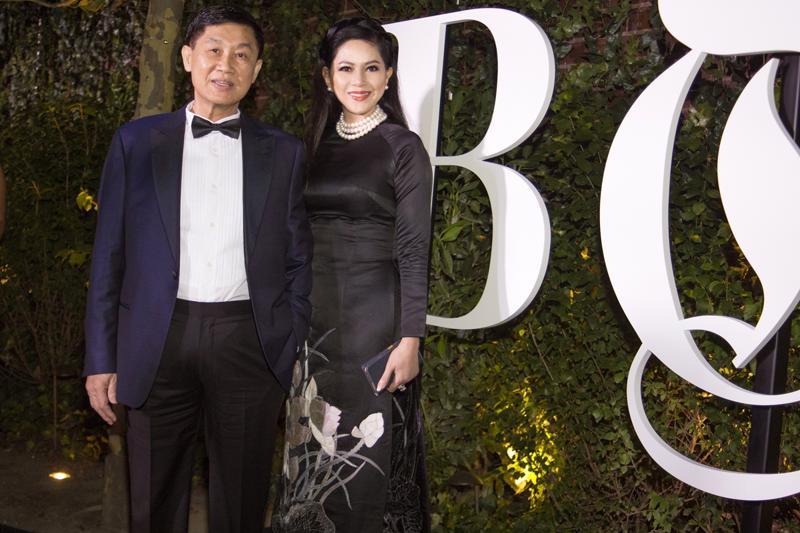 Người đại diện pháp luật của công ty IPP Air Cargo là bà Lê Hồng Thuỷ Tiên - vợ ông Johnathan Hạnh Nguyễn.