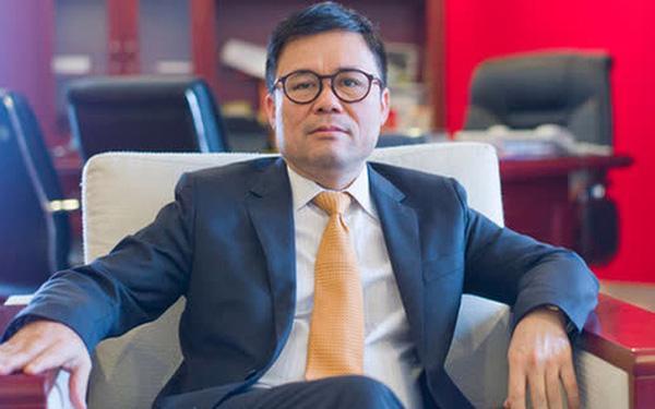 Ông Nguyễn Duy Hưng - Chủ tịch HĐQT SSI.