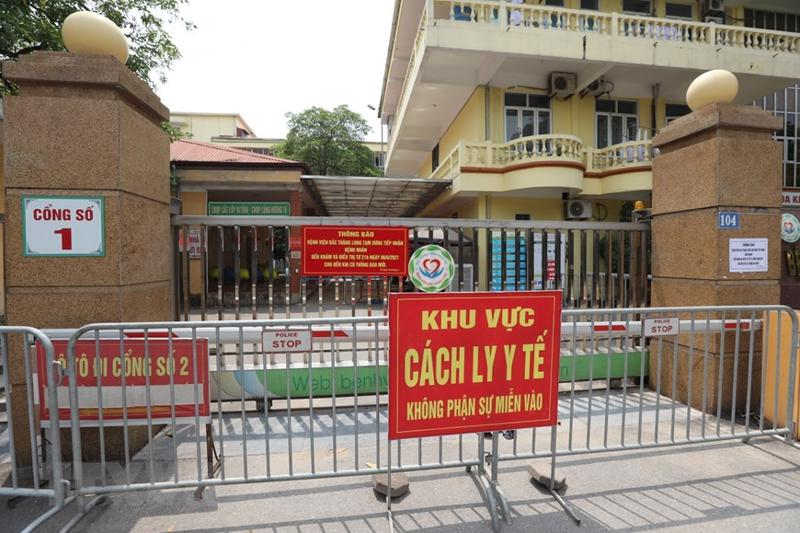 Bệnh viện Bắc Thăng Long dừng tiếp nhận bệnh nhân đến khám và điều trị.