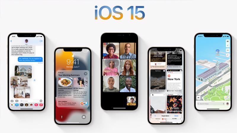 Nhiều tính năng cải tiến mới trên iOS 15 hỗ trợ tốt cho hệ sinh thái Apple.
