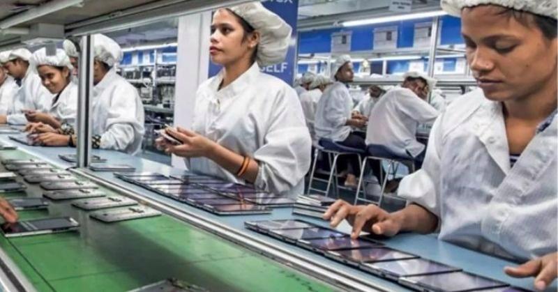Nhà máy Pegatron tại Ấn Độ.