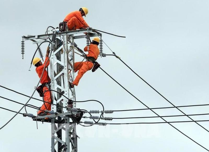 Khắc phục sự cố trên lưới điện