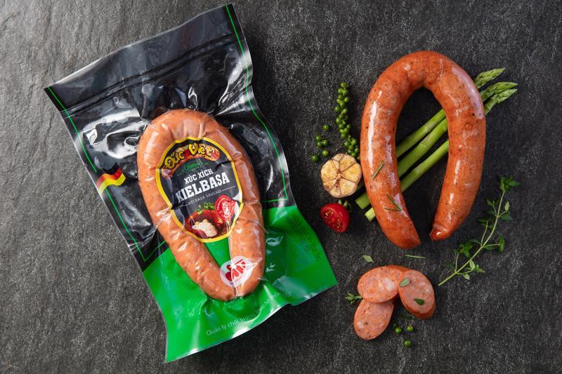 Kielbasa là một trong những loại xúc xích chất lượng cao cấp bậc nhất, thuộc dòng Original.