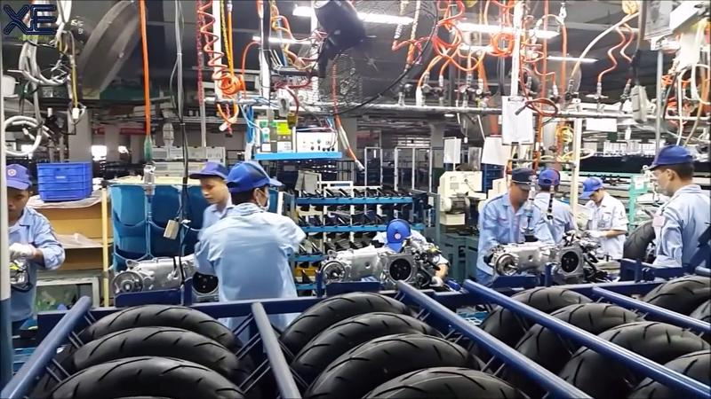 Doanh nghiệp ngành công nghiệp hỗ trợ chiếm gần 4,5% tổng số doanh nghiệp ngành công nghiệp chế biến, chế tạo.