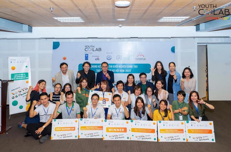 Trong bốn năm qua, các chương trình của Youth Co: Lab đã được thực hiện tại 25 quốc gia và vùng lãnh thổ trong khu vực.