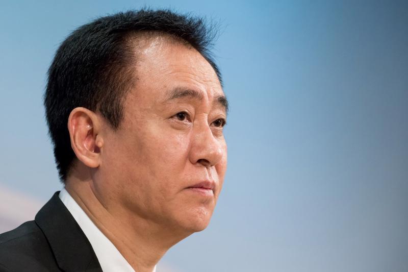 Tỷ phú Trung Quốc Hui Ka Yan - Ảnh: Bloomberg.