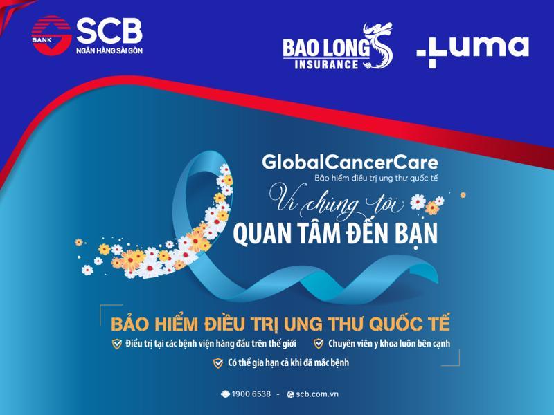 Đây là sản phẩm duy nhất trên thị trường cho phép cá nhân và những người phụ thuộc tham gia cùng hợp đồng bảo hiểm được chi trả các chi phí điều trị bệnh ung thư.