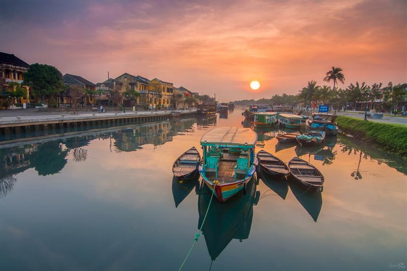 Du lịch Quảng Nam muốn thu hút khách địa phương cũng như từ miền Trung và Tây Nguyên.