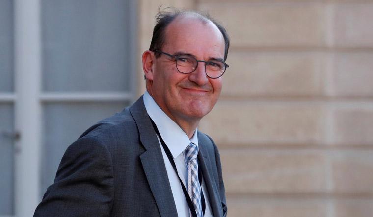 Thủ tướng Pháp Jean Castex - Ảnh: Reuters.