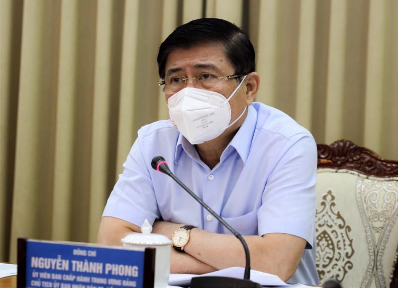 Đồng chí Nguyễn Thành Phong giữ chức Phó Trưởng Ban Kinh tế Trung ương.