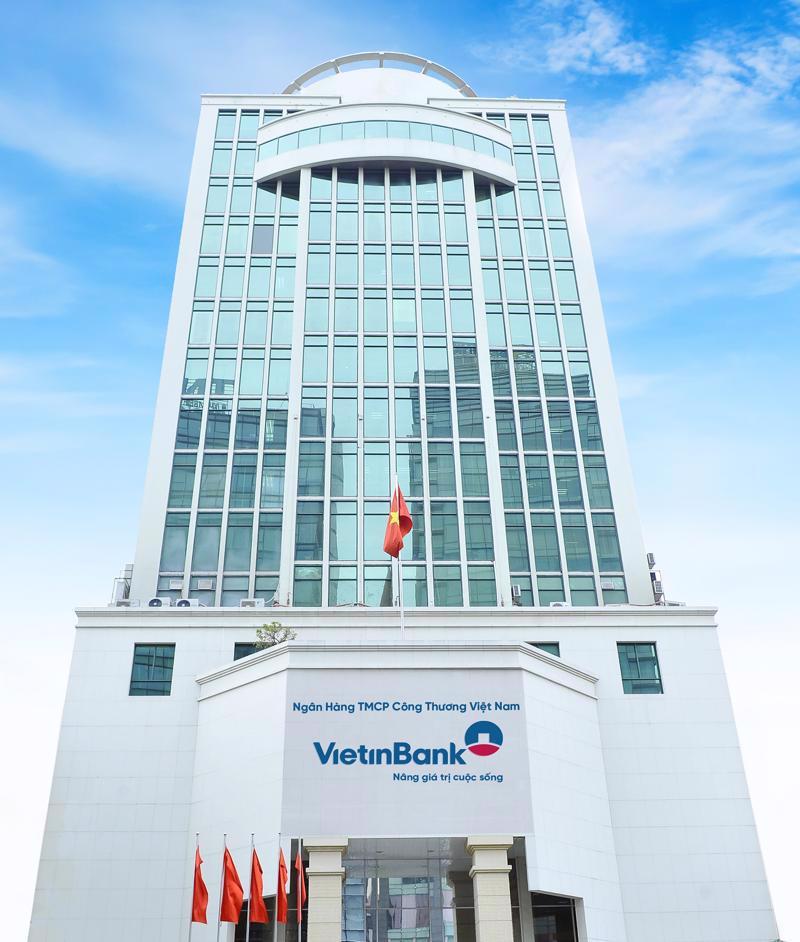 Trụ sở chính của VietinBank - 108 Trần Hưng Đạo, Hà Nội.