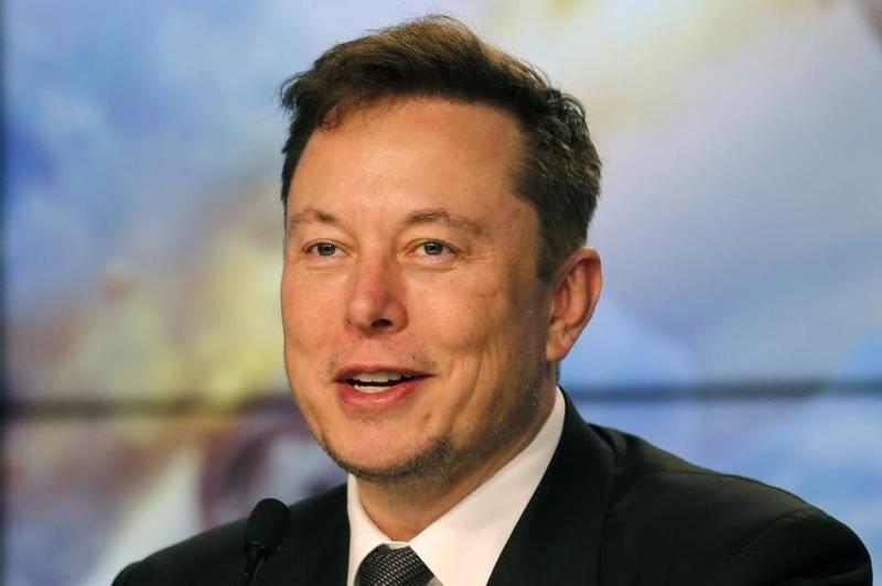 Tỷ phú Mỹ Elon Musk - Ảnh: Reuters.