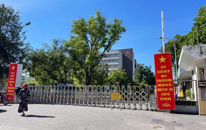 Bệnh viện Đa khoa Đức Giang tạm dừng tiếp nhận bệnh nhân.