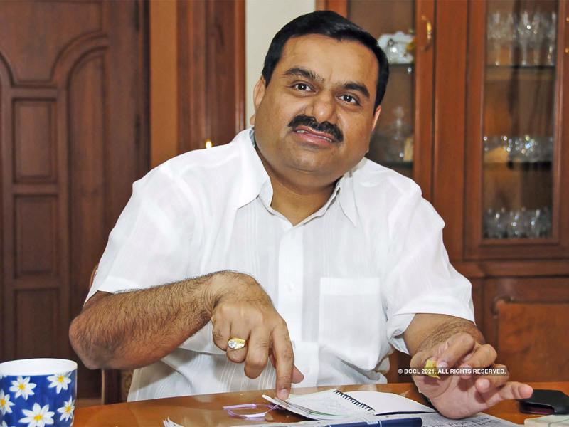 Tỷ phú Ấn Độ Gautam Adani - Ảnh: Economic Times.