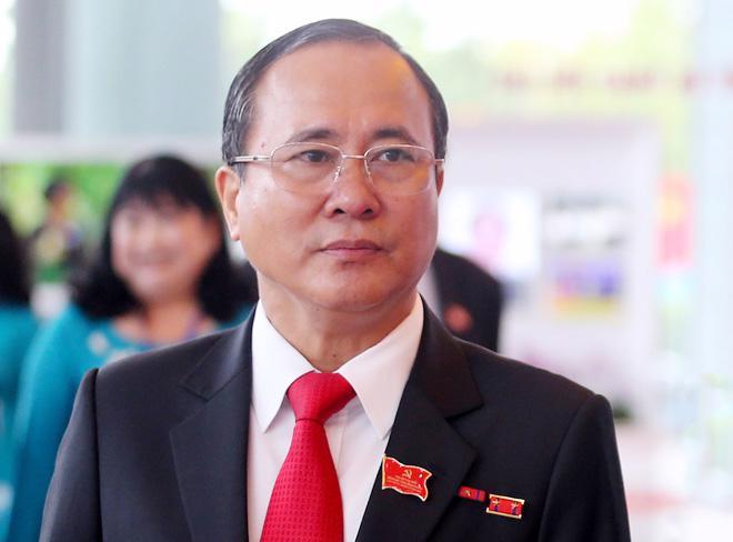 Ông Trần Văn Nam - Ảnh: Thanhtra.com.vn