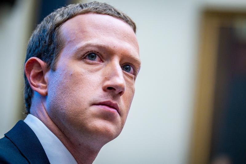 Mark Zuckerberg, CEO Facebook - Ảnh: Getty Images