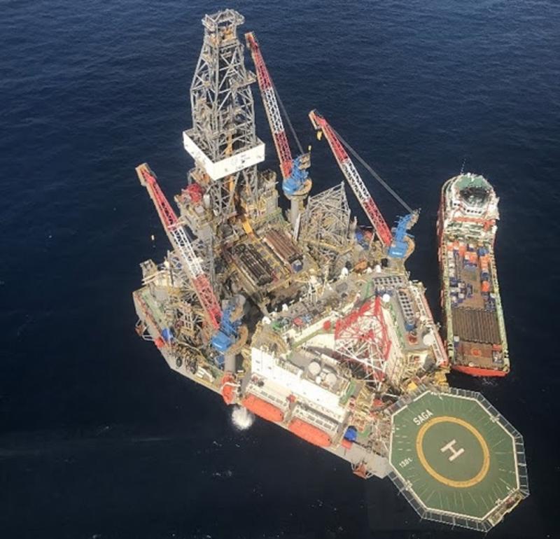 Mỏ khí Kèn Bầu sẽ góp phần đảm bảo an ninh năng lượng.