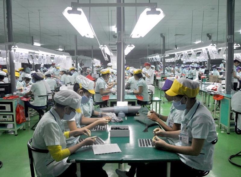 Sản phẩm công nghiệp chế biến chế tạo luôn đứng đầu xuất khẩu vào Nhật.