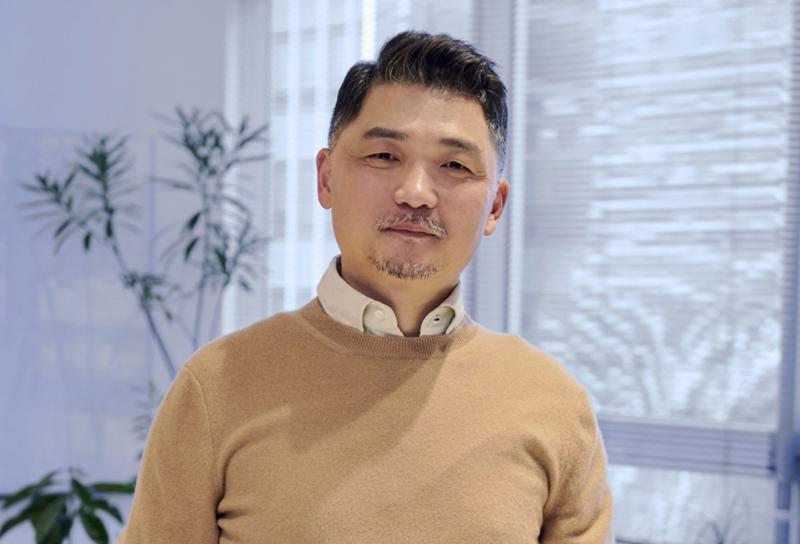 Kim Beom-su, người sáng lập tập đoàn Kakao - Ảnh: Bloomberg